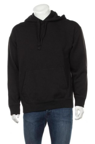 Мъжки суичър Topman, Размер S, Цвят Черен, 70% памук, 30% полиестер, Цена 38,35лв.