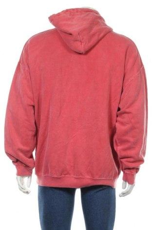 Hanorac de bărbați Urban Outfitters, Mărime L, Culoare Roz, Preț 194,90 Lei