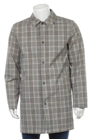 Pánský kabát  Topman, Velikost M, Barva Vícebarevné, 66% polyester, 31% viskóza, 3% elastan, Cena  748,00Kč