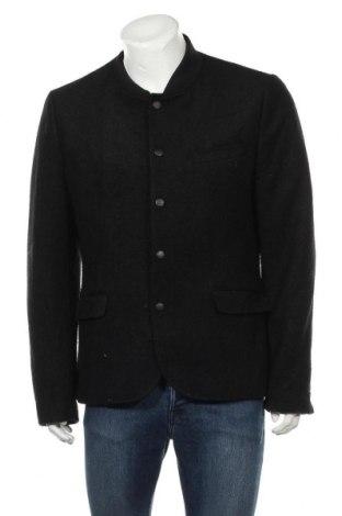 Palton de bărbați Matinique, Mărime XL, Culoare Negru, 60% poliester, 40% lână, Preț 93,95 Lei