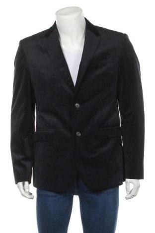 Мъжко сако, Размер L, Цвят Син, Полиестер, Цена 9,98лв.