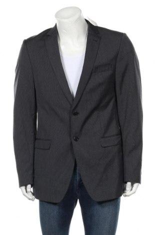 Pánské sako , Velikost S, Barva Modrá, 70% vlna, 30% polyester, Cena  485,00Kč
