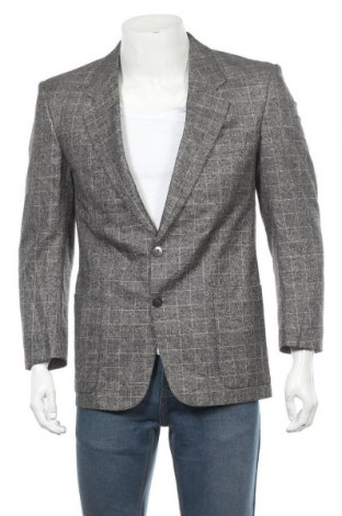Pánské sako  Boss, Velikost S, Barva Vícebarevné, 60% hedvábí, 40% vlna, Cena  1994,00Kč