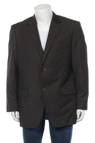 Pánské sako  Canda, Velikost XL, Barva Hnědá, 50% vlna, 50% polyester, Cena  500,00Kč