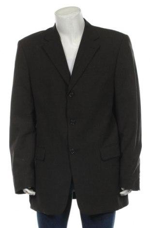Мъжко сако Carl Gross, Размер L, Цвят Сив, 96% вълна, 4% еластан, Цена 16,04лв.