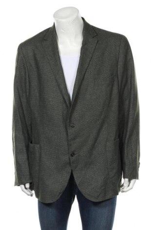 Pánské sako  Eduard Dressler, Velikost XXL, Barva Zelená, 50% vlna, 45% bavlna, 5% kašmír , Cena  818,00Kč