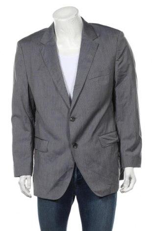 Мъжко сако Hugo Boss, Размер XL, Цвят Син, Вълна, Цена 42,56лв.