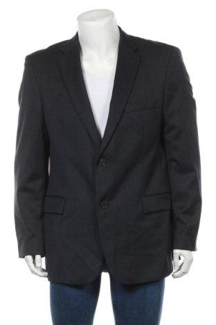 Pánské sako  Hugo Boss, Velikost XL, Barva Modrá, Vlna, Cena  2095,00Kč