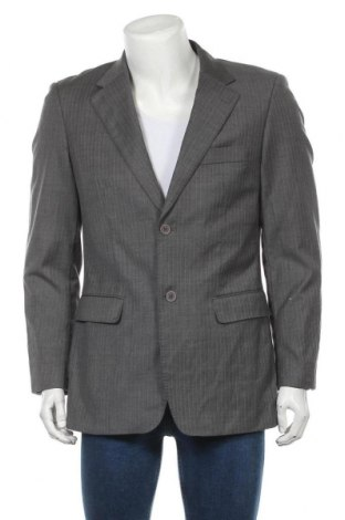 Мъжко сако Matinique, Размер L, Цвят Сив, Вълна, Цена 11,81лв.