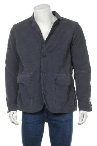 Мъжко сако Urban Outfitters, Размер S, Цвят Син, 100% памук, Цена 104,25лв.