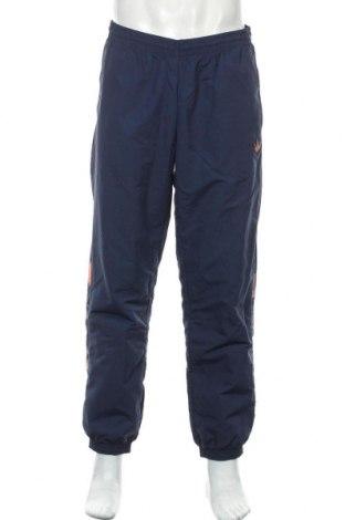 Мъжко спортно долнище Adidas Originals, Размер L, Цвят Син, Полиестер, Цена 60,52лв.