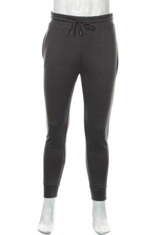 Pantaloni trening de bărbați Topman, Mărime S, Culoare Gri, 58% bumbac, 42% poliester, Preț 145,56 Lei