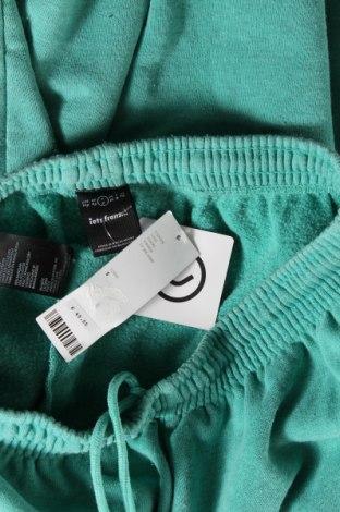 Мъжко спортно долнище Urban Outfitters, Размер S, Цвят Зелен, 80% полиестер, 20% полиестер, Цена 19,96лв.