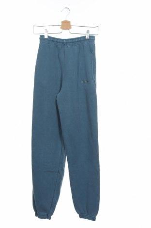 Pantaloni trening de bărbați Urban Outfitters, Mărime XS, Culoare Albastru, 80% bumbac, 20% poliester, Preț 194,90 Lei