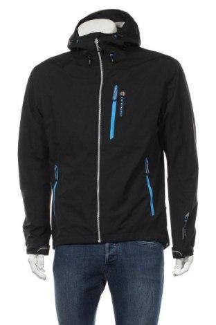 Pánská sportovní bunda , Velikost M, Barva Černá, 100% polyester, Cena  670,00Kč