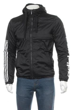 Pánská sportovní bunda  Adidas Neo, Velikost S, Barva Černá, Polyester, Cena  1148,00Kč