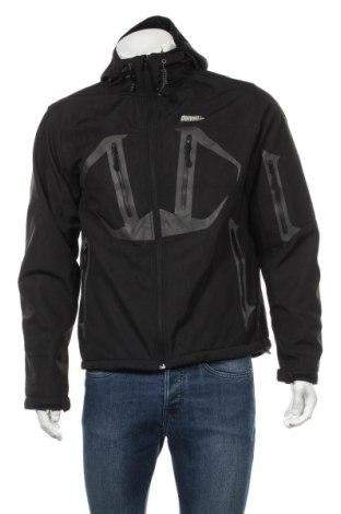 Pánská sportovní bunda  Denali, Velikost M, Barva Černá, Polyester, Cena  558,00Kč