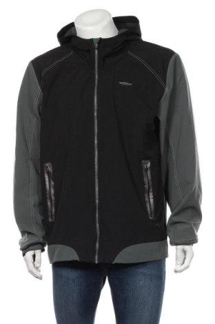Pánská sportovní bunda  Hero, Velikost XXL, Barva Černá, 95% polyester, 5% elastan, Cena  622,00Kč