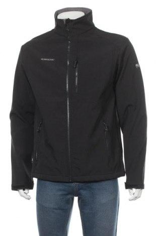 Pánská sportovní bunda  Kilimanjaro, Velikost L, Barva Černá, 96% polyester, 4% elastan, Cena  654,00Kč