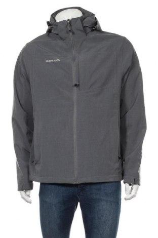 Pánská sportovní bunda  Kilimanjaro, Velikost L, Barva Šedá, 93% polyester, 7% elastan, Cena  654,00Kč