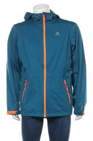 Pánská sportovní bunda  Ock, Velikost L, Barva Modrá, Polyester, Cena  606,00Kč