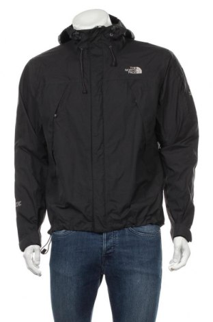 Pánská sportovní bunda  The North Face, Velikost M, Barva Černá, Polyamide, Cena  1387,00Kč
