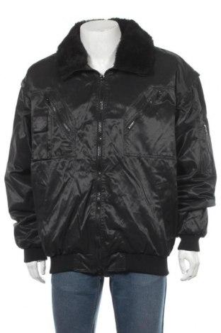 Мъжко яке, Размер XL, Цвят Черен, Полиестер, Цена 26,88лв.