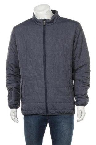 Ανδρικό μπουφάν, Μέγεθος XL, Χρώμα Μπλέ, 65% πολυαμίδη, 35% πολυεστέρας, Τιμή 22,21€
