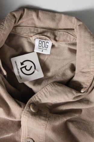 Мъжко яке BDG, Размер S, Цвят Бежов, 100% памук, Цена 25,76лв.