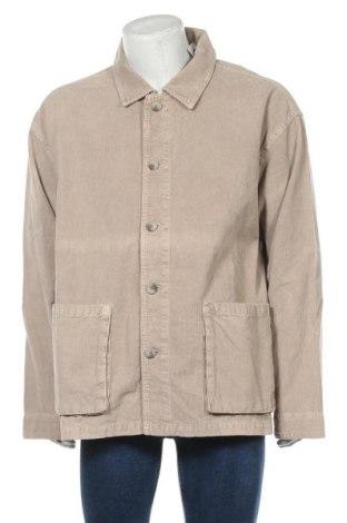 Мъжко яке BDG, Размер XL, Цвят Бежов, 100% памук, Цена 29,58лв.