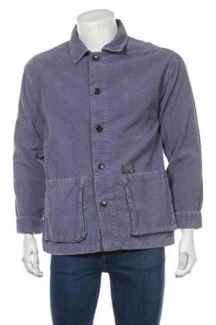 Мъжко яке BDG, Размер S, Цвят Лилав, 100% памук, Цена 26,46лв.