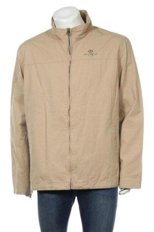 Ανδρικό μπουφάν Grey Connection, Μέγεθος XL, Χρώμα  Μπέζ, Βαμβάκι, Τιμή 30,23€