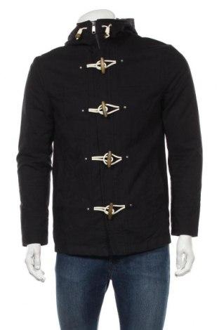 Ανδρικό μπουφάν H&M, Μέγεθος M, Χρώμα Μπλέ, Βαμβάκι, Τιμή 22,21€