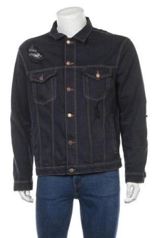 Ανδρικό μπουφάν H&M Divided, Μέγεθος L, Χρώμα Μπλέ, Τιμή 25,92€