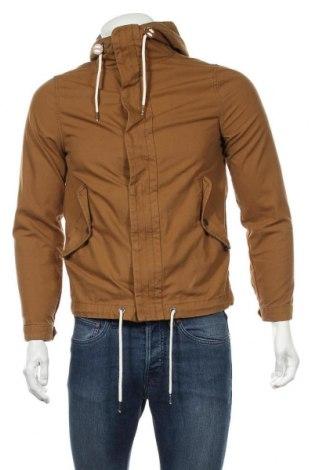 Ανδρικό μπουφάν H&M Divided, Μέγεθος XS, Χρώμα Καφέ, 100% βαμβάκι, Τιμή 26,53€