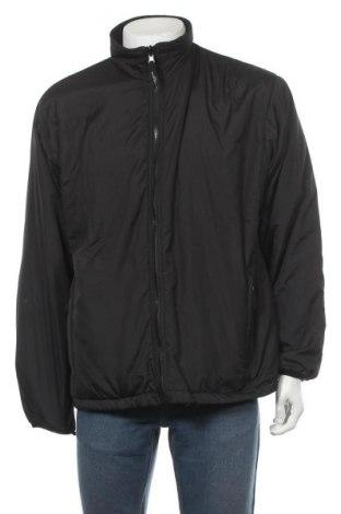 Ανδρικό μπουφάν James & Nicholson, Μέγεθος XL, Χρώμα Μαύρο, Πολυεστέρας, Τιμή 20,98€