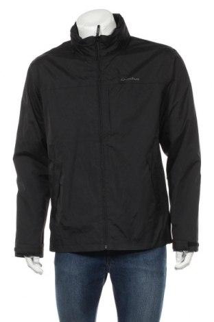 Ανδρικό μπουφάν Quechua, Μέγεθος L, Χρώμα Μαύρο, Πολυαμίδη, Τιμή 20,98€
