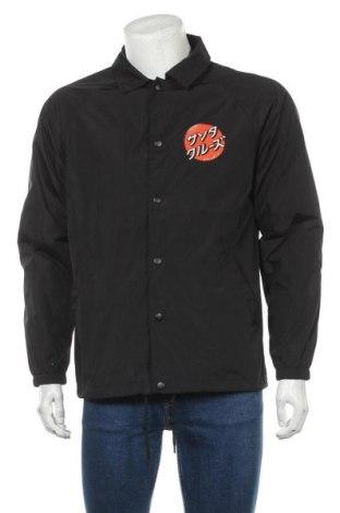 Мъжко яке Santa Cruz, Размер M, Цвят Черен, 100% полиестер, Цена 59,40лв.
