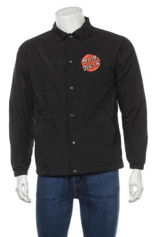 Мъжко яке Santa Cruz, Размер S, Цвят Черен, 100% полиестер, Цена 65,80лв.