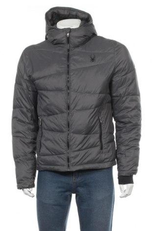 Ανδρικό μπουφάν Spyder, Μέγεθος M, Χρώμα Γκρί, Πολυαμίδη, Τιμή 75,01€