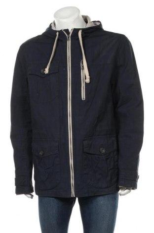 Ανδρικό μπουφάν Tom Tailor, Μέγεθος XL, Χρώμα Μπλέ, Βαμβάκι, Τιμή 35,79€
