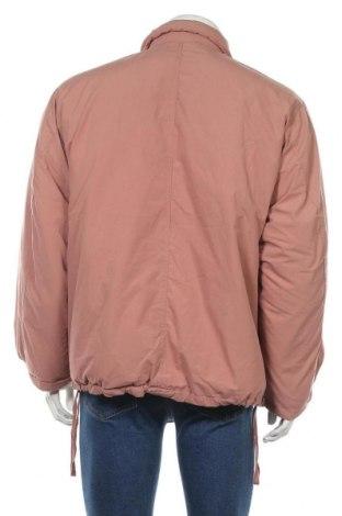Мъжко яке Urban Outfitters, Размер M, Цвят Розов, 65% полиестер, 35% памук, Цена 42,57лв.