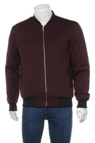 Мъжко яке Zara Man, Размер L, Цвят Лилав, Цена 45,68лв.