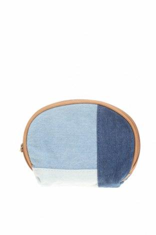 Neseser Suite Blanco, Culoare Albastru, Textil, piele ecologică, Preț 87,77 Lei