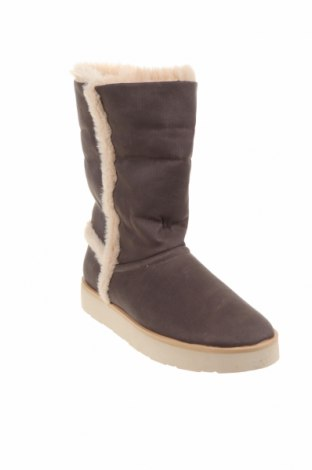 Детски обувки Zara, Размер 37, Цвят Сив, Текстил, Цена 66,75лв.
