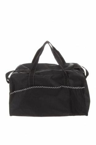 Geantă de călătorie, Culoare Negru, Textil, Preț 106,11 Lei