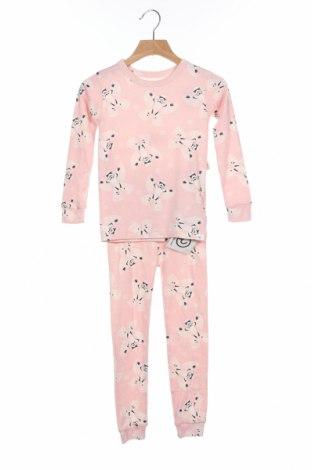 Pyžamo  Gap, Velikost 4-5y/ 110-116 cm, Barva Růžová, Bavlna, Cena  500,00Kč