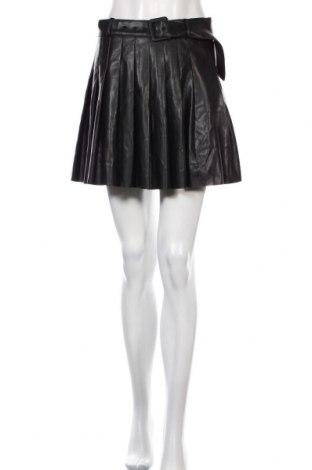 Sukně- kalhoty  Zara, Velikost S, Barva Černá, Eko kůže, Cena  855,00Kč