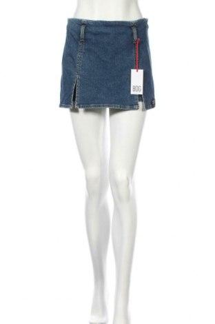 Пола - панталон BDG, Размер M, Цвят Син, 99% памук, 1% еластан, Цена 59,25лв.