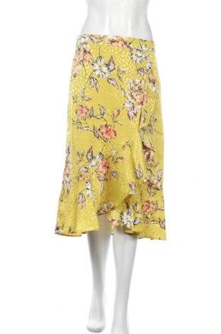 Φούστα Cream, Μέγεθος M, Χρώμα Κίτρινο, Τιμή 34,41€